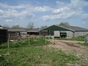 Farm and out buildings image