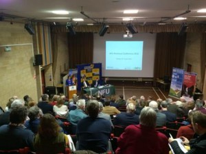 Pershore Conference 2016