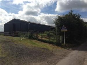 barn for sale with approval
