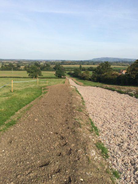 Racing Yard at Upton