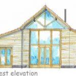 Web Hay Barn proposed elevation 1
